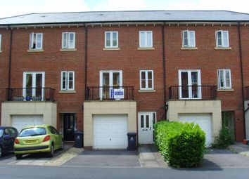 Thumbnail 4 bed town house to rent in Pillowell Drive, Gloucester