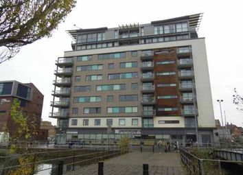 Thumbnail 2 bed flat for sale in Witham Wharf, Lincoln, Lincolnshire