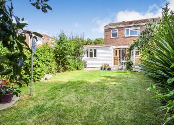 Thumbnail 3 bedroom semi-detached house for sale in Matravers Close, Westbury