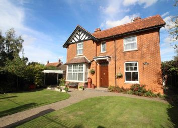 Thumbnail 5 bed detached house for sale in Brumstead Road, Stalham, Norwich
