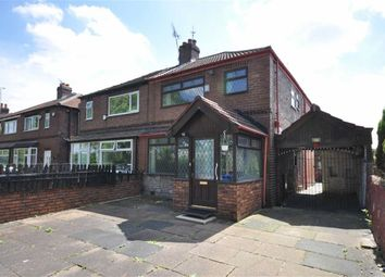 Thumbnail 3 bedroom semi-detached house for sale in Reddish Vale Road, South Reddish, Stockport