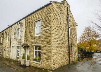 Thumbnail 2 bed end terrace house for sale in Arthur Street, Bacup, Lancashire