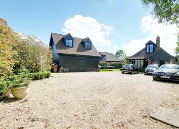 Thumbnail 4 bed detached house for sale in Pepper Hill, Great Amwell, Herts