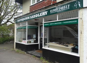 Thumbnail Retail premises for sale in Storrington Road, Storrington