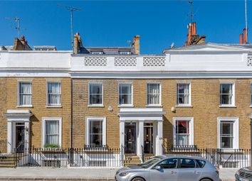 Thumbnail 3 bed terraced house for sale in Ovington Street, London