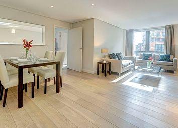Thumbnail 3 bedroom flat to rent in Merchant Square East, Paddington