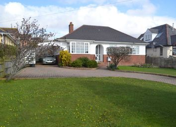 3 bed detached bungalow for sale in St. Johns Road, Exmouth EX8