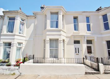 Thumbnail Terraced house for sale in Southern Terrace, Plymouth