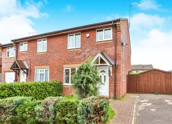 Thumbnail 3 bed semi-detached house for sale in Harry Blunt Way, Scarning, Dereham