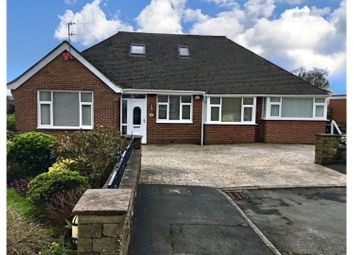 Thumbnail 4 bed detached house for sale in Norbury Avenue, Oldham