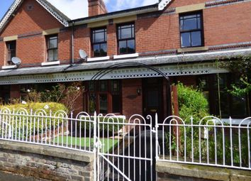 Thumbnail 3 bed terraced house to rent in High Street, Llanfyllin