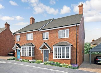 Thumbnail 4 bed semi-detached house for sale in Recreation Ground Road, Church View, Tenterden, Kent