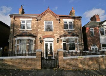 Thumbnail 6 bed detached house for sale in The Parkway, Hanley, Stoke-On-Trent