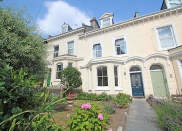 Thumbnail 5 bed town house for sale in Havelock Terrace, Stoke, Plymouth