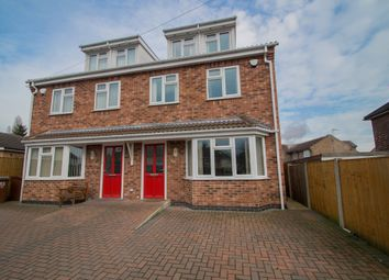 Thumbnail 5 bedroom semi-detached house for sale in Burnwood Drive, Wollaton, Nottingham
