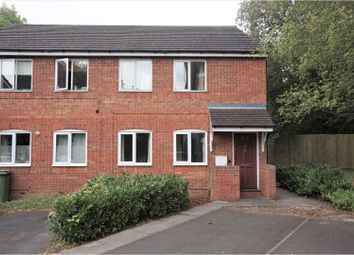 Thumbnail 2 bedroom maisonette for sale in Rectory Road, Redditch