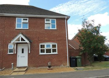 Thumbnail 3 bed semi-detached house for sale in Tinkers Way, Downham Market