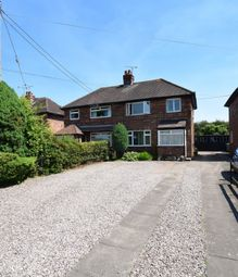 Thumbnail 3 bed semi-detached house for sale in Whitchurch Road, Newhall, Nantwich