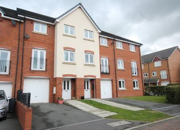Thumbnail 5 bed town house for sale in Neston Close, Helsby, Frodsham
