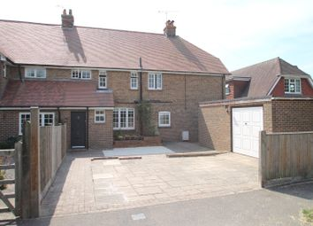 Thumbnail 4 bed semi-detached house for sale in Lansdowne Road, Angmering, West Sussex