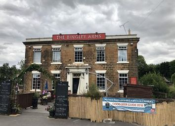 Thumbnail Pub/bar for sale in Bingley Arms, 221 Bridge Road, Horbury Bridge, Wakefield, West Yorkshire