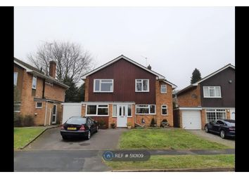 Thumbnail 4 bedroom detached house to rent in Buriton Road, Winchester