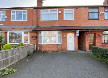 Thumbnail 3 bed terraced house to rent in Crossland Road, Droylsden, Manchester