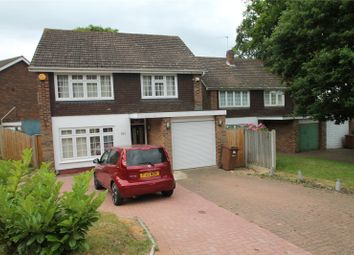 Thumbnail 4 bed detached house to rent in Lords Wood Lane, Chatham, Kent