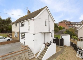 Thumbnail 2 bed semi-detached house for sale in Nansen Road, Gravesend, Kent