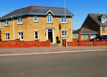 Thumbnail 3 bed semi-detached house for sale in Watergate Lane, Leicester