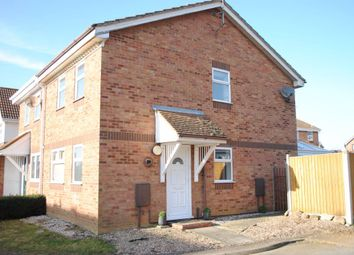 Thumbnail 3 bedroom semi-detached house to rent in Burch Close, King's Lynn