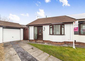 Thumbnail 2 bed semi-detached bungalow for sale in Hetton Close, Billingham