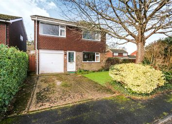 Thumbnail 3 bed detached house for sale in Crosfield Close, East Wellow, Romsey, Hampshire