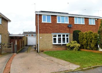 Thumbnail 3 bed semi-detached house for sale in Robinswood, Wildwood, Stafford.