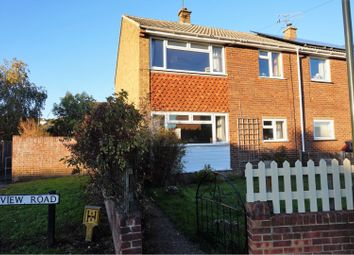 Thumbnail 3 bed semi-detached house for sale in Fairview Road, Aldershot