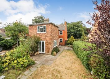 3 bed semi-detached house for sale in Fleet Road With Annexe, Farnborough, Hampshire GU14