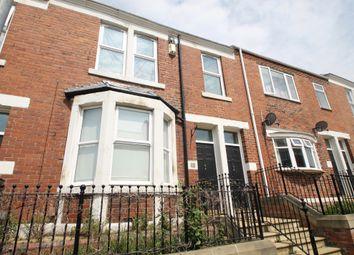 Thumbnail 2 bed flat to rent in Curzon Street, Bensham, Gateshead, Tyne & Wear