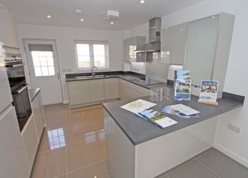Thumbnail 5 bed detached house for sale in Sherford, Plymouth, Devon.