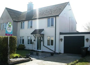 Thumbnail 3 bed semi-detached house for sale in Manor Gardens, Killinghall, Harrogate