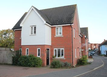 3 bed end terrace house for sale in Buzzard Rise, Stowmarket IP14