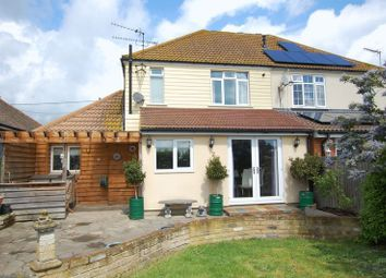 Thumbnail 3 bed semi-detached house for sale in Muckingford Road, West Tilbury, Tilbury