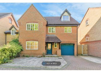 Thumbnail 5 bed detached house to rent in Denby Grange, Harlow
