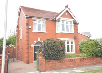 Thumbnail 4 bed detached house for sale in Knowsley Avenue, Blackpool