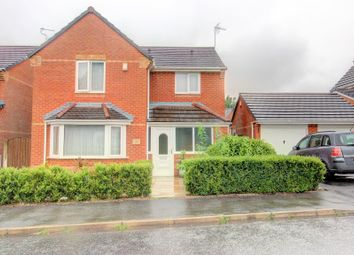 Thumbnail 4 bed detached house for sale in Mercury Way, Skelmersdale
