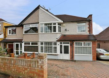Thumbnail 5 bed semi-detached house for sale in Appledore Avenue, Bexleyheath