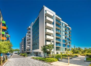 Thumbnail 1 bed flat for sale in Egret Heights, Waterside Way, London