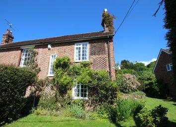 Thumbnail 2 bed semi-detached house for sale in Fairwarp, Uckfield