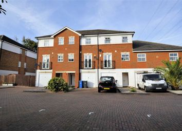 Thumbnail 4 bed town house for sale in Old Mill Place, Wraysbury, Berkshire