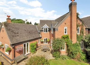 Thumbnail 4 bed detached house for sale in Cornerstone House, Causeway Lane, Cropston