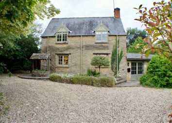 Thumbnail 3 bedroom detached house for sale in Shipton Road, Ascott-Under-Wychwood, Chipping Norton